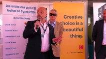 La CST au Festival de Cannes 2016 : 15 Mai - KODAK HIVENTY