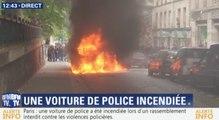 Une voiture de police incendiée ! Zapping actu du 18/05/2016 par lezapping
