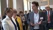 Ségolène Royal rencontre les start up lauréates des appels à projets IGNfab