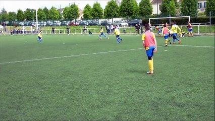 Tournoi U13 à Bailly-Noisy (15 Mai 2016) - 3ème au classement général ;-)