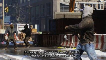 Trailer MAJ Conflit de Tom Clancy's The Division