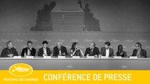LA FILLE INCONNUE - Conférence de presse - VF - Cannes 2016