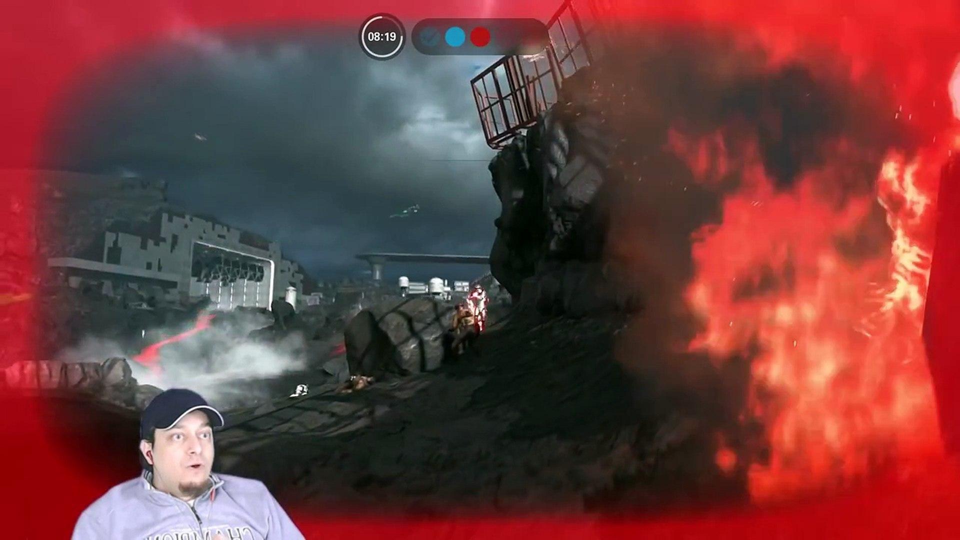 Star Wars Battlefront Part 8 Gameplay Walkthrough PS4 Multiplayer