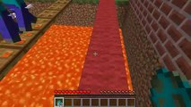 minecraft tutorials (how to build bridges that mobs cant cross)