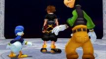 Kingdom Hearts HD 2.5 Remix -- KH2 - Larxene Absent Silhouette Level 28 Attempt