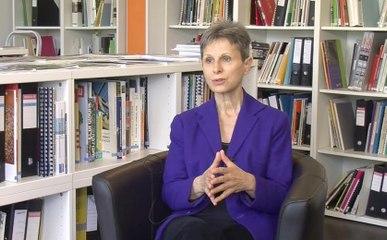 N°56 - Marie Ros-Guezet - Thalès, Mission territorialité IDF. Vice-présidente de l'asso POLVI du cluster Paris-Saclay