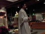 Gospel & Homily - December 27, 2008 Pt 2