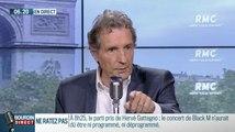 Jean-Jacques Bourdin se met en colère contre François Hollande  - ZAPPING ACTU DU 18/05/2016