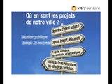 Projet de ville, projet de vie : rendez-vous le 28 novembre