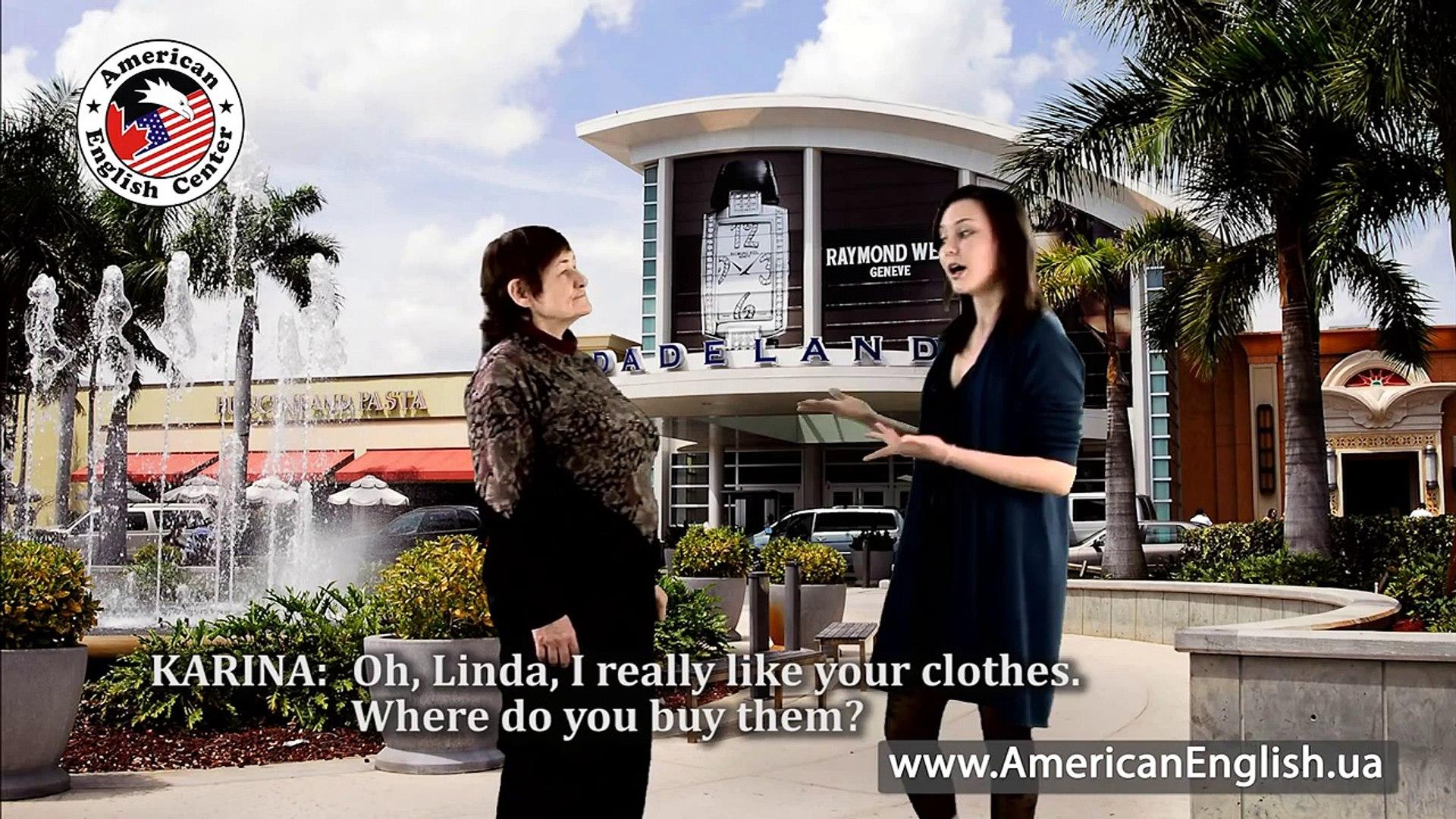 LESSON 20: CLOTHES ARE...
