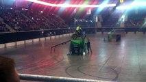 Auto-moto EXTREME šou, Šiauliai 2014-04-25