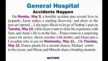 WEEK OF 5-9-16 GH SPOILERS Sam Jason Alexis Julian Maxie Lulu Michael General Hospital Promo Preview