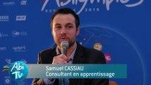Abilympics – ITW Isabelle Bestel (Faculté pharma Bordeaux) et Samuel Cassiau (CFA Leem apprentissage)