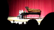 Andréia da Costa Carvalho tocando Fantasie Op.17 no festival Chopin/Schumann pt. 02