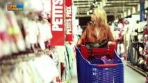 Carrefour teste avec BNP Paribas le paiement mobile en magasin