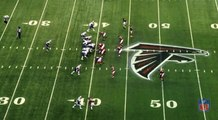 Josh Boyce 24-Yard Drag Route vs. Falcons