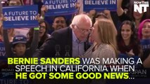 Bernie Sanders Wins Oregon, Vows To Fight On