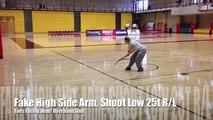 Denver Womens Lacrosse Attack Stick Work #1