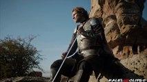 Game of Thrones 6x03 - Young Ned Stark V.S Ser Arthur Dayne(FULL FIGHT)(Bran Stark Vision)