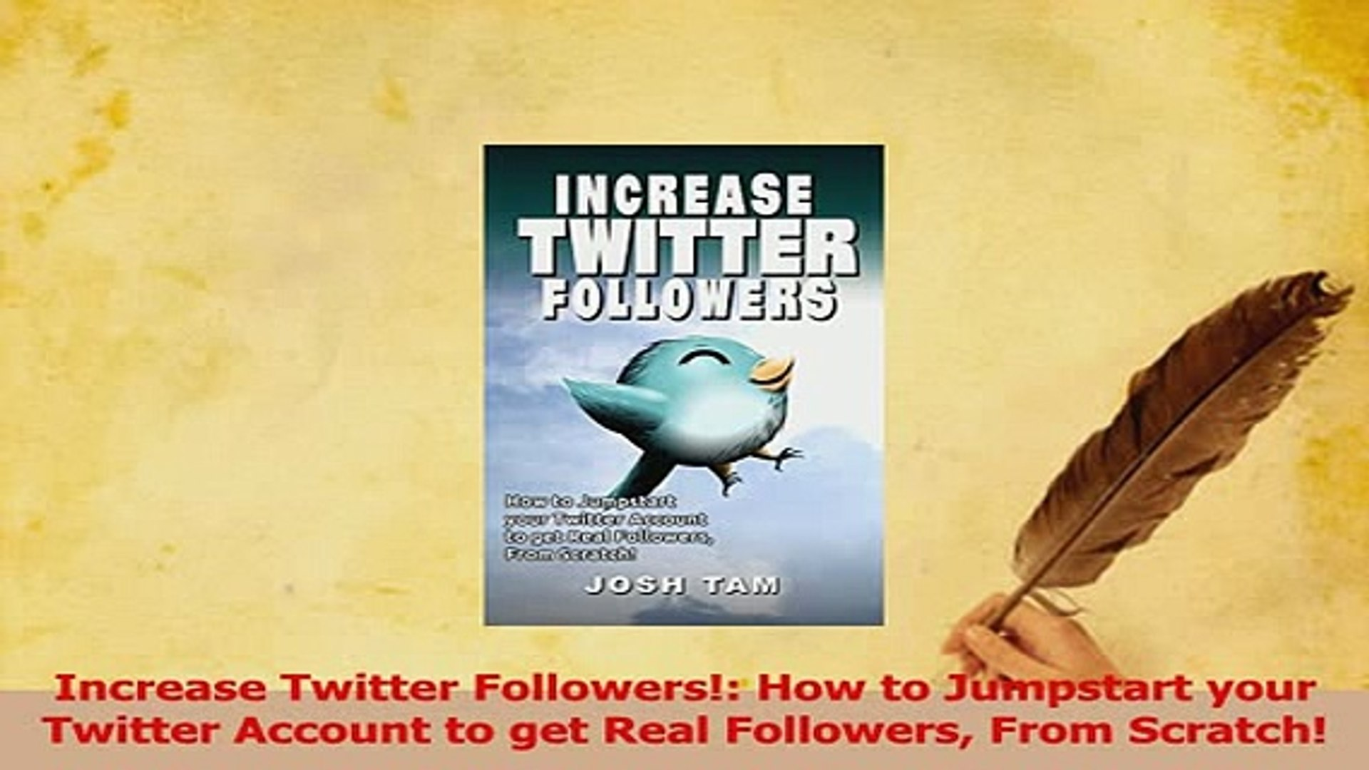 Read Increase Twitter Followers How to Jumpstart your Twitter Account to  get Real Followers Ebook Free