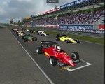 Grid walk 1984 Monza Gran Premio D'Italia Italy Italian Grand Pri 3