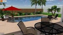 Carter Residence Plan #3 14 x 28 Bayleaf and spa 2014 001