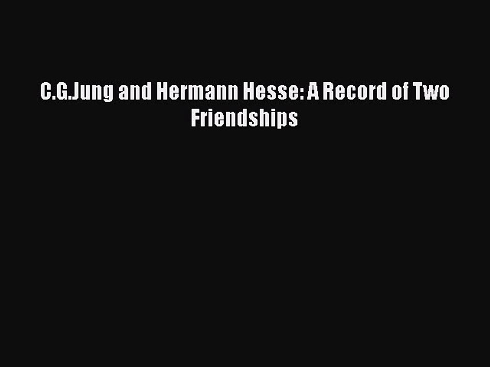 A RECORD OF FRIENDSHIPS
