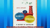 Read here The Relentless Revolution A History of Capitalism