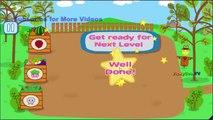 Peppa Pig En Francais enfants jardin 1 | Jeux Pour Enfants | Jeux Peppa Pig VickyCoolTV