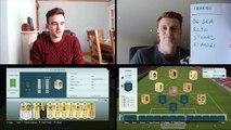 FIFA 16 SQUAD BUILDER SHOWDOWN!!! EDEN HAZARD!!! The Highest Rated BPL Player Squad Builder Duel