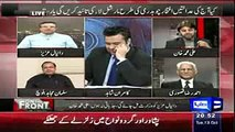 Watch How Daniyal Aziz insulting Imran Khan in live show