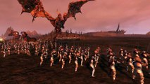 Total War : Warhammer - Dragon du Chaos