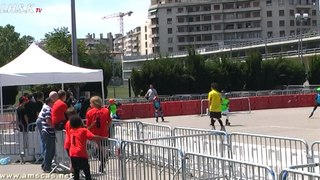 Match Rollersoccer Kids - IZZO vs SHARKS - Coupe de France 2010 @Marseille