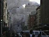 Attentats 11 septembre 2001 WTC 9/11 - Chute WTC7 (N*B*C News: N*B*C Restricted Tape 1/Clip 02)