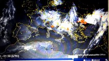 BIZARRE Weather Radar Anomalies over S.E. Europe. EVIDENCE of WEATHER MANIPULATION.