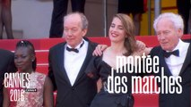 La Fille inconnue (Les frères Dardenne) - Montée des Marches par Laurent Weil - Cannes 2016 - Canal+