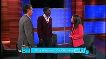 """The Bill Cunningham Show""""""""DNA and lie detector tests help guests discover the truth about loved"""