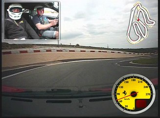 Votre video de stage de pilotage B013080516LEDE0007