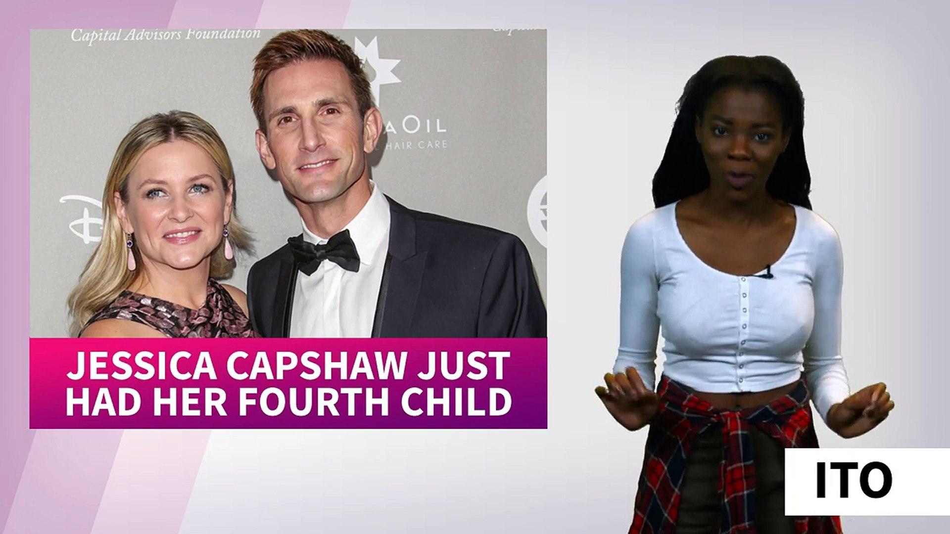 Jessica Capshaw And Husband Christopher Gavigan Welcome Fourth Child