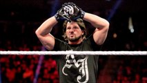 WWE AJ Styles INJURED! - WWE PULLS AJ STYLES FROM ALL WWE LIVE EVENTS!
