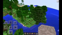 Awesome Minecraft Pocket Edition Survival Seed! [0.11.1 / 0.12.1]