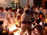 27/12/2008 João Pequeno誕生日 capoeira angola (In Brasil) 6