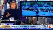 Rector Luis Emilio Rondón recibe documento que la oposición venezolana pretendía consignar ante el CNE