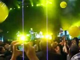 Yellow - Coldplay Viva la Vida Tour in Hong Kong 2009.03.25