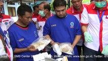 BNN News : BNN Musnahkan 27 Kilo Sabu