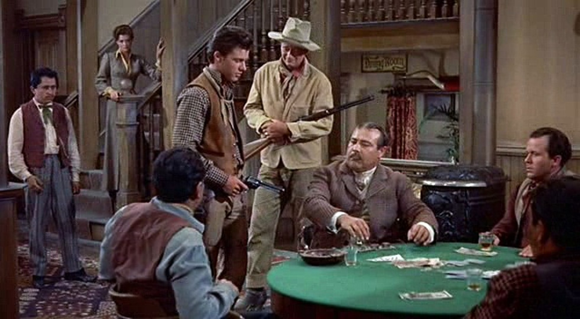 John Wayne Rio Bravo 1959 Video Dailymotion