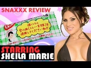 SHEILA MARIE tries Japanese KitKat - SNAXXX
