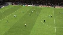 Santiago Morning vs Municipal Iquique - Gol de Vildozo 22 minute