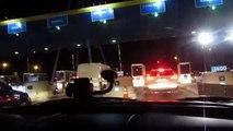 Viajantes de la Ruta 68 sufren con taco de 25 kilómetros
