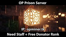 OP Prison Server Needs Staff NEED STAFF [FREE STAFF]